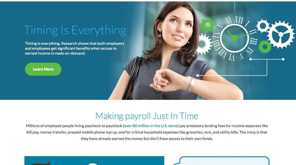 PayActive Website